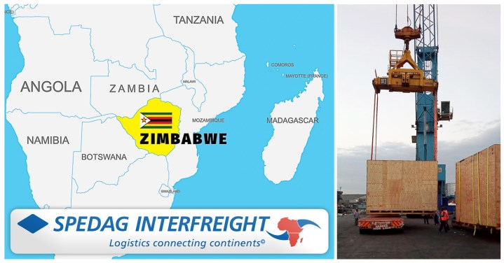 New member representing Zimbabwe – Spedag Interfreight