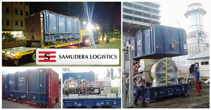 Silkargo Indonesia Delivered a Gas Turbine Engine from EXW Germany up to Palembang, Indonesia