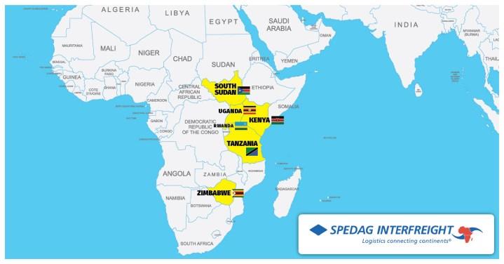 Spedag-Map
