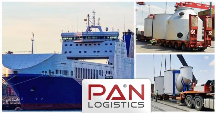 Pan Logistics Handled a Marine Spare Parts Operation from Aarhus, Denmark to Yalova Besiktas Shipyard, Turkey
