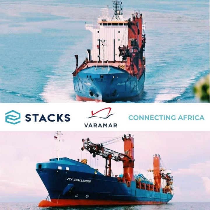 STACKS Africa representing VARAMAR Group as agent in South Africa and Ghana