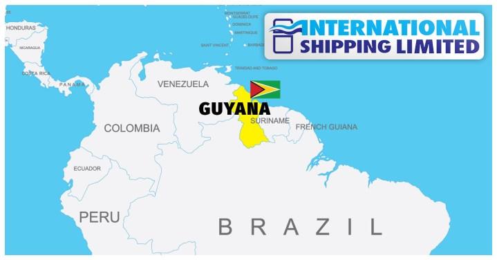 New member representing Guyana – International Shipping (Guyana) Inc
