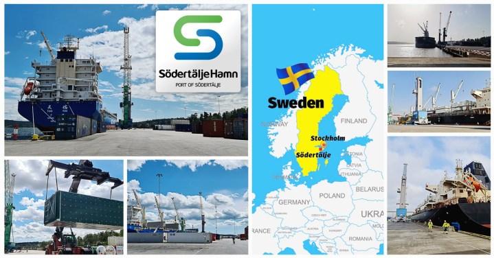 New Service Provider – Port of Södertälje, Sweden