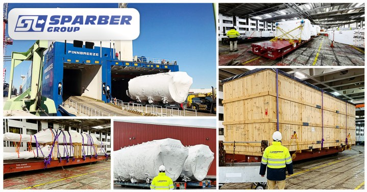 Sparber Group Transported Project Cargo from Spain to Poland