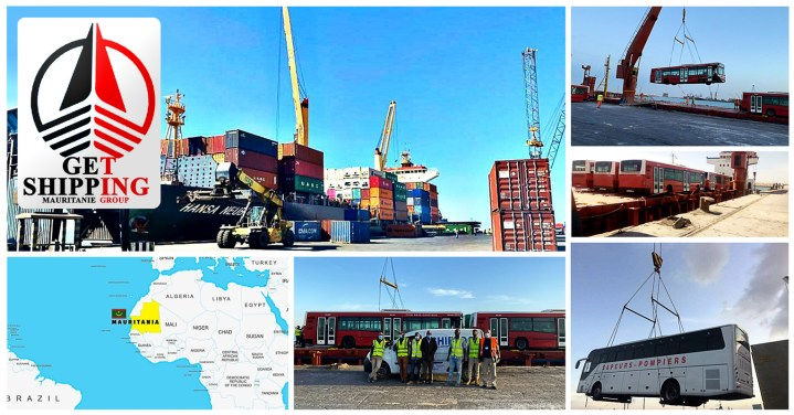 New member representing Mauritania – Get Shipping Mauritanie Group