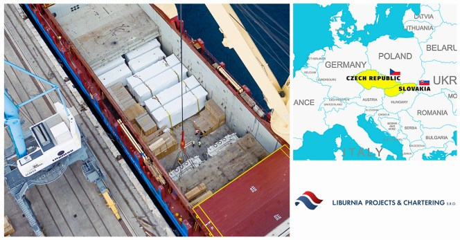 Liburnia Projects & Chartering New Service Provider