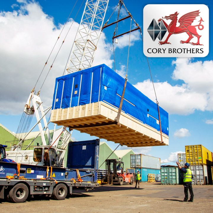 Cory Brothers (Logistics) Recently Arranged a Special Project Cargo Export