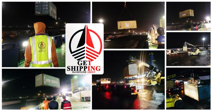 Get Shipping Successfully Performed as Agency, Customs Clearance, Stevedoring, and Transportation Operations in Nouakchott Mauritania for mv Jabal Ali 5