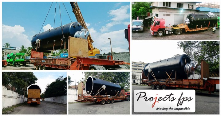 Projects FPS Moved OOG Cargo from Port Klang to Port of Colombo Door to Door