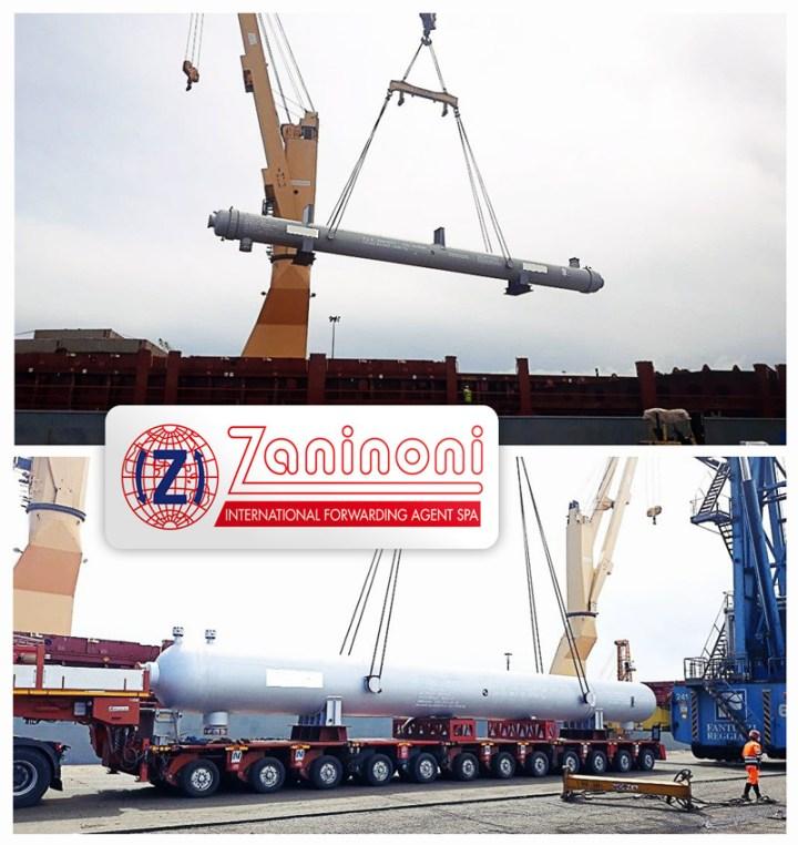 Zaninoni Handles More Heat Exchangers Destined for Egypt