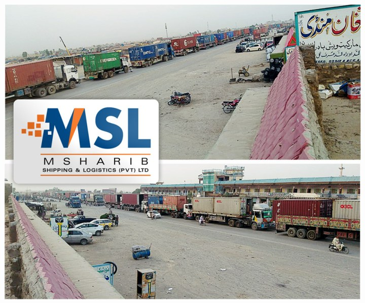 An Update on Afghanistan Customs and Logistics from Pakistan Member Msharib-Shipping