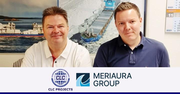 CLC Projects met with Meriaura in Turku Finland