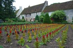 Château de Chenonceau garden