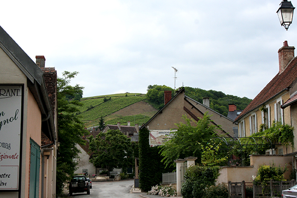 the village of Chavignol