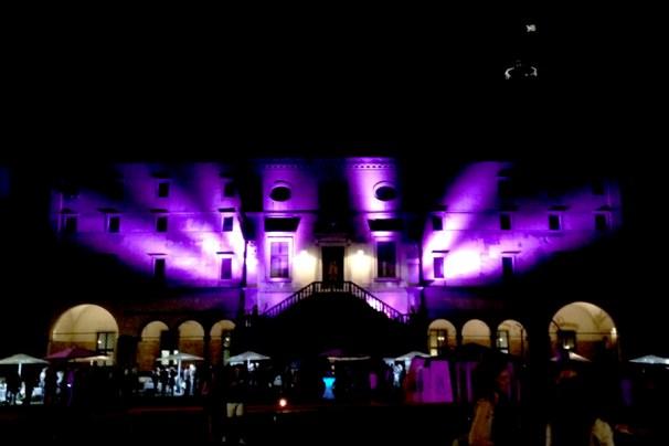 The Castle on La Notte delle Bollicine