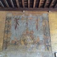 foyer of Giardino Giusti // Verona