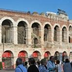 the arena // Verona