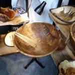 Ontario wood bowls