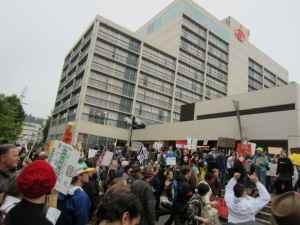 OE Protest