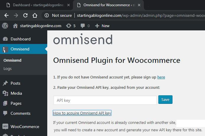 omnisend-API