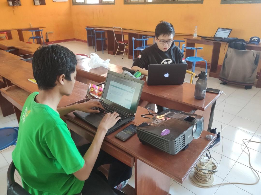 Proses penerjemahan LibreOffice