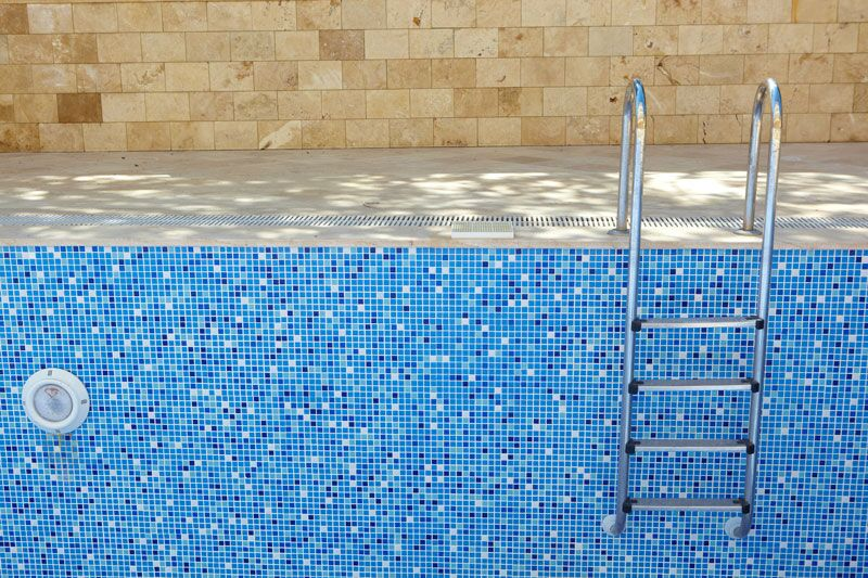 how to clean your pool s tile at the