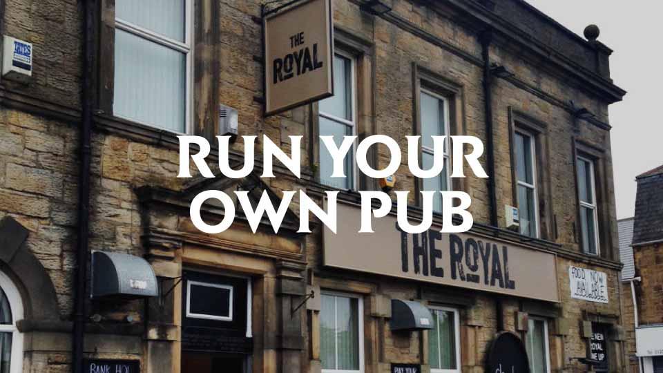 What does it take to run a pub & make money?