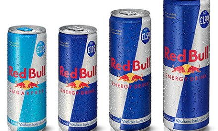 Energy Drink Sales start to slow