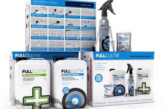 FullClear Monthly Beer Line Cleaner