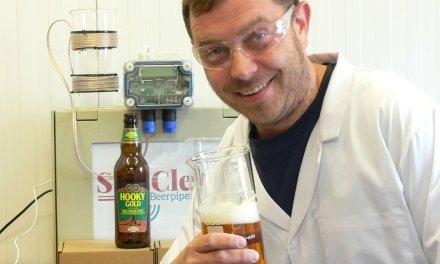 StayClean Beer Science (ish)