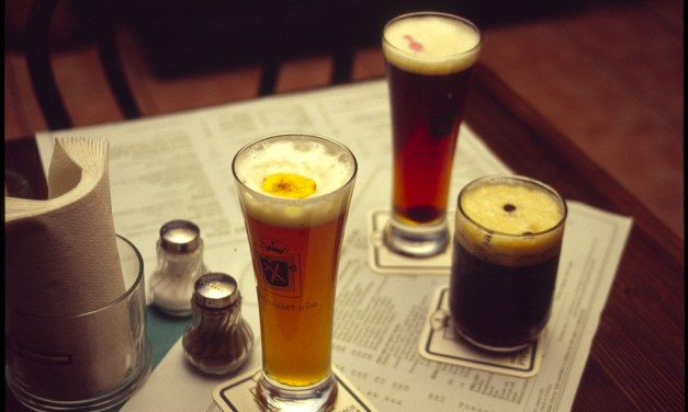 Craft beer boosts gut health, study finds