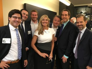 Clean Capitalist Coalition Members at Clean Capitalist Leadership Council meeting in New York City during Climate Week 2018, September 27, 2018