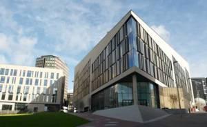 University of Strathclyde, Technology and Innovation Centre, Nov 8 2021
