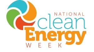 logo National Clean Energy Week