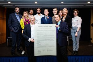 The Declaration on Energy Choice & Competition - initial signatories
