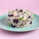 Tunfisch Reis mit Frühlingsgemüse
