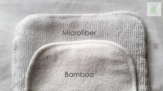 Microfiber and bamboo