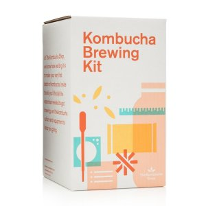 Kombucha Brewing Kit, One gallon