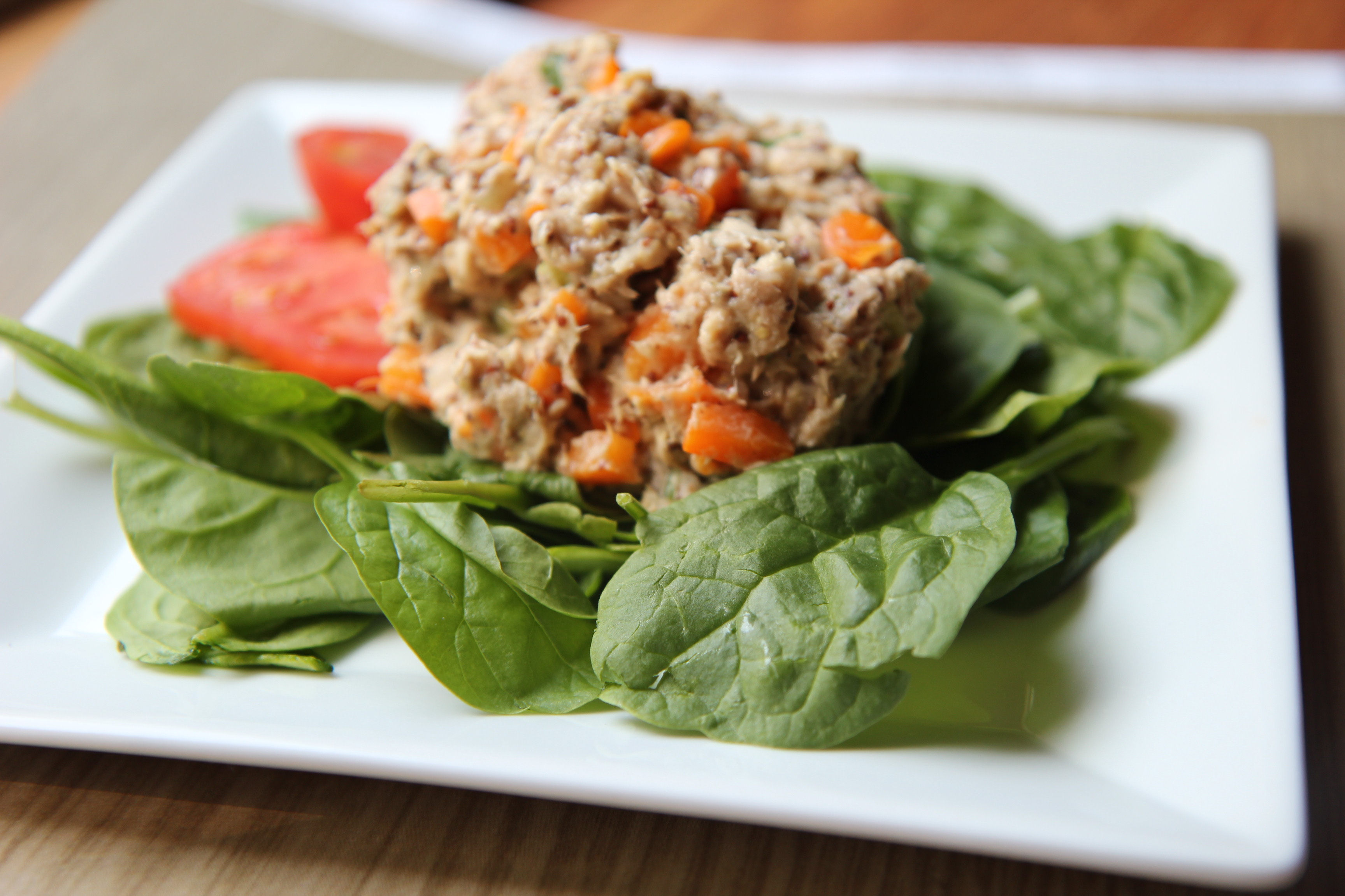 Clean Eating Tuna Salad