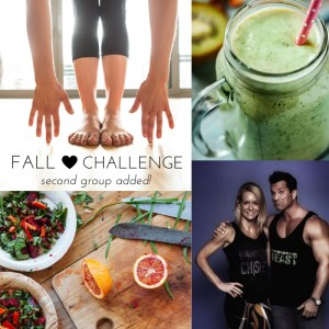October Challenge Groups
