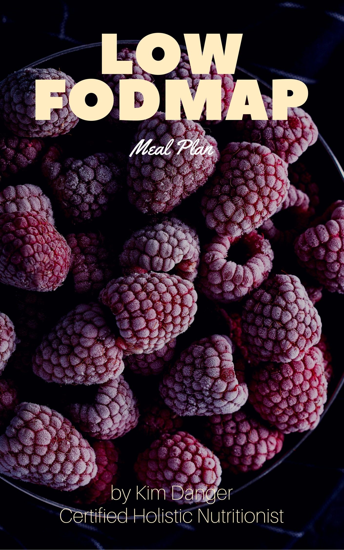Low Fodmap Meal Plan