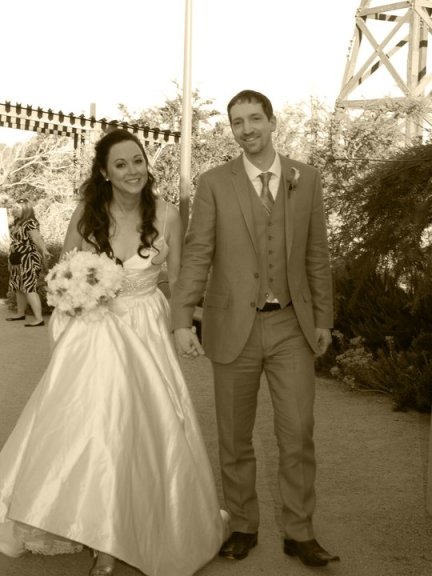Meet Dan and MB: the other most beautiful bride.
