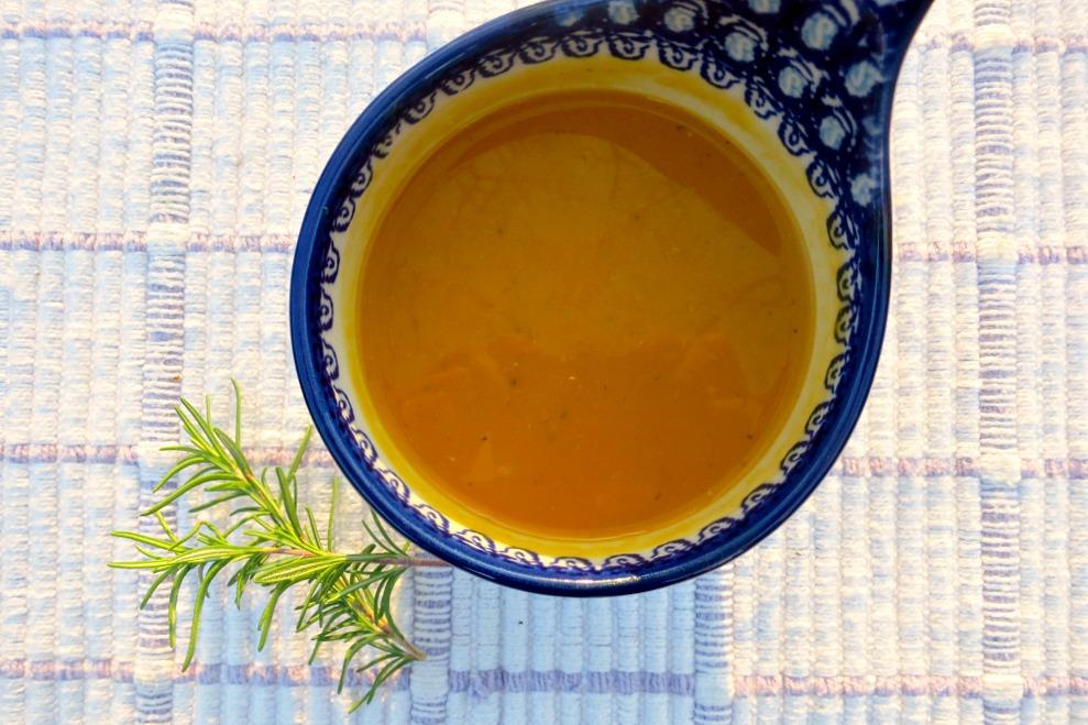 Butternut Squash Soup 2