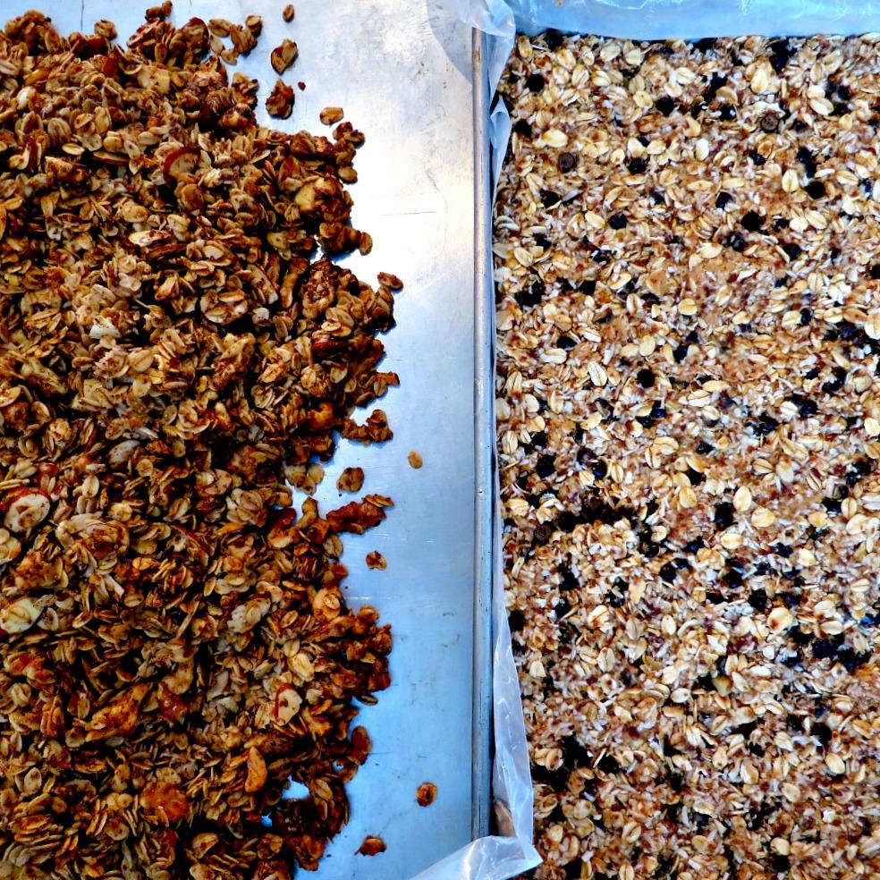 Granola and Energy Bars
