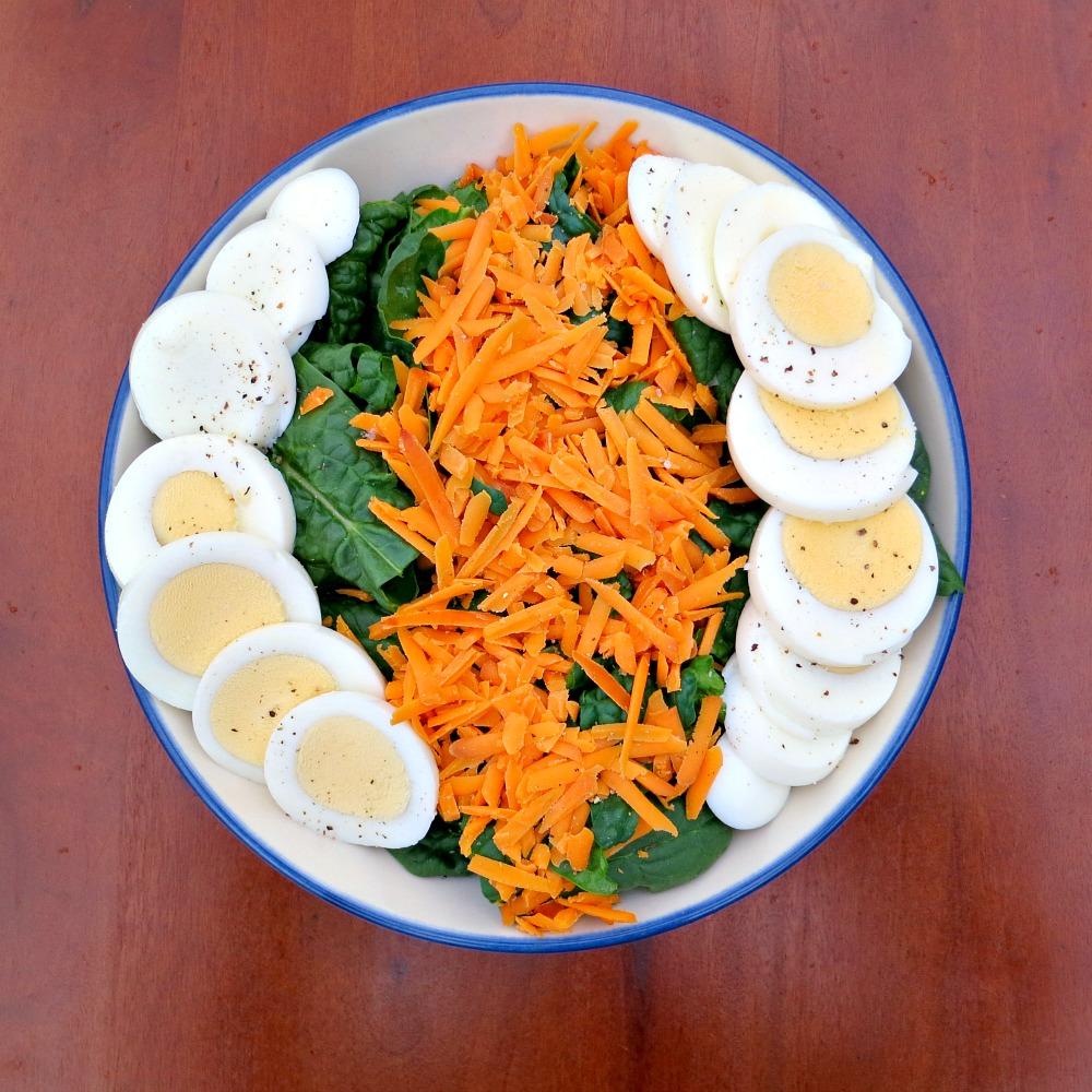 Spinach Salad FMF
