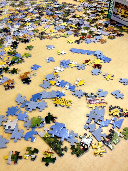 Puzzle Cleveland Clinic