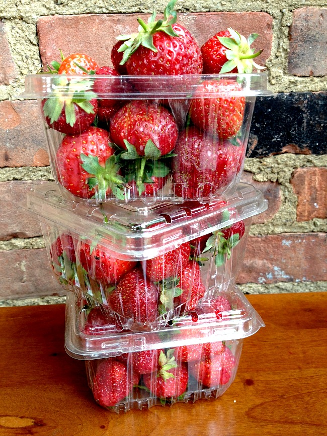 Tower of Strawberries