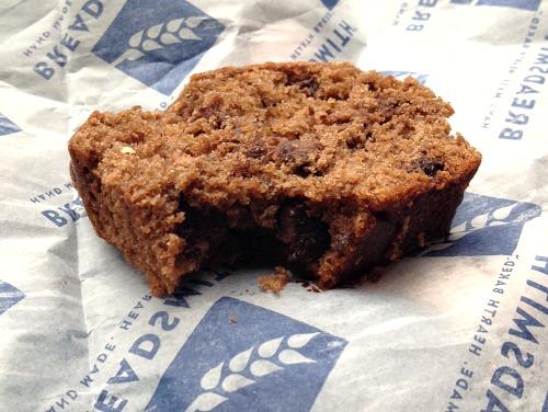 Breadsmith Chocolate Chocolate Bread