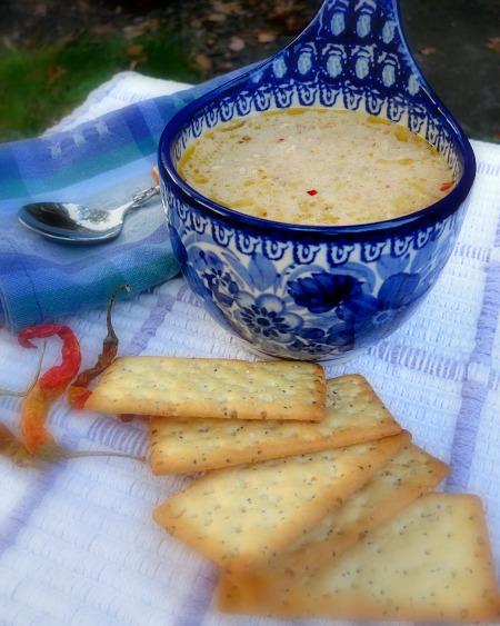 Artichoke and Brown Rice Soup B