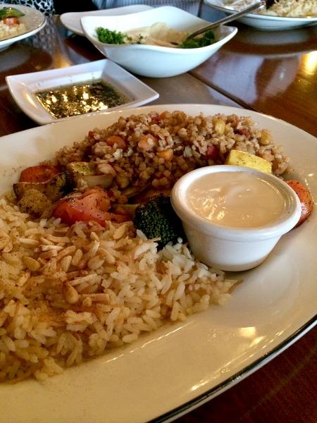 Lebanese Lunch